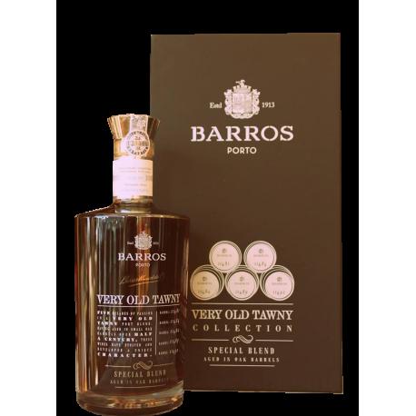 Barros 101º Aniversário - Very Old Tawny