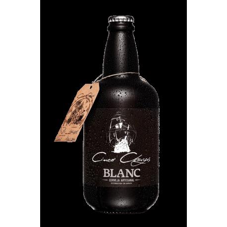 Cinco Chagas - Blanc