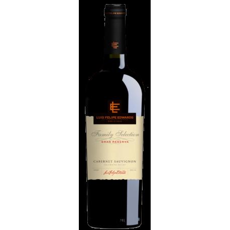 Luis Felipe Edwards Family Selection Gran Reserva Cabernet Sauvignon 2014