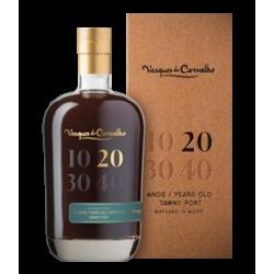20 Anos Vasques de Carvalho