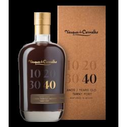 40 Anos Vasques de Carvalho