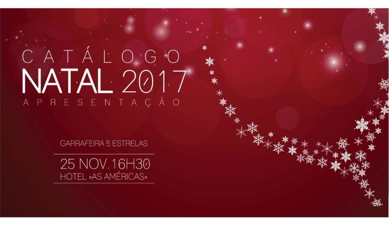 Catálogo de Natal 2017