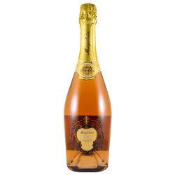 Murganheira Czar Grand Cuvée Rosé Bruto 2013