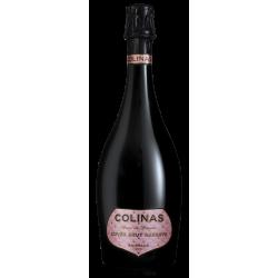 Colinas Rosé de Pinots Cuvée Brut Reserve 2011