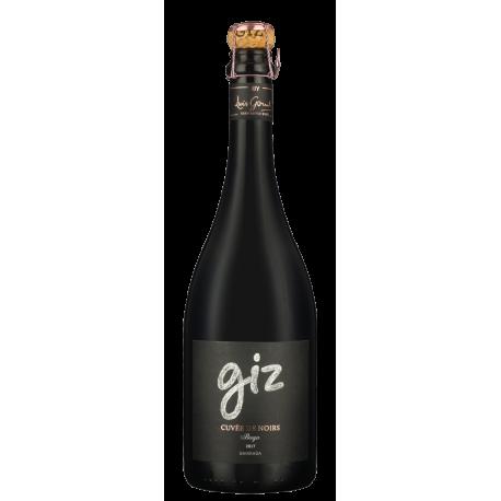 Giz Cuvée de Noirs Brut Nature 2017