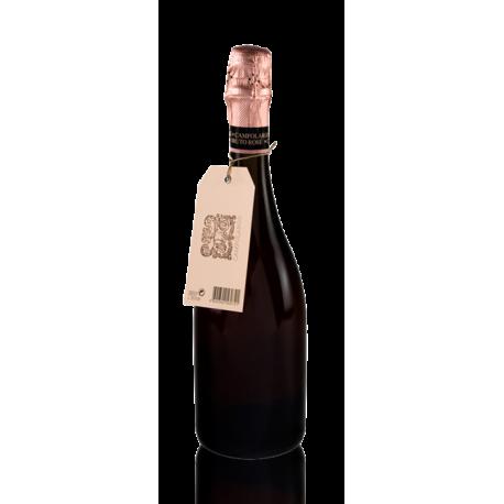 Campolargo Pinot Noir Bruto - Rosé 2014